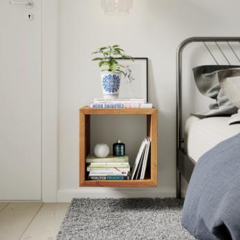 bedside table, nightstand, yöpöyta,