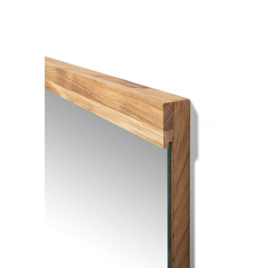 peili mittojen mukaan, puinen peili, peili mittatilaustyönä, puinen pyöreä peili,